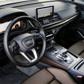 Audi Q5 2017 Innenraum