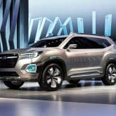 Subaru Viziv 7 SUV Concept