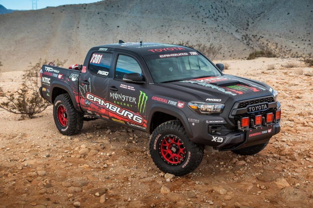 off road sema tacoma trd pro race truck 4x4news home. Black Bedroom Furniture Sets. Home Design Ideas