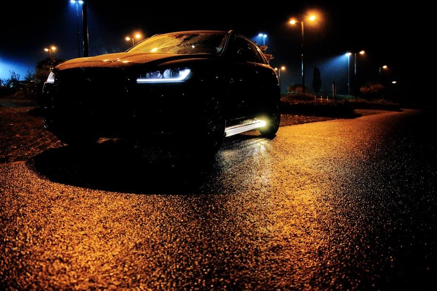 Jaguar F-Pace SUV Tuning