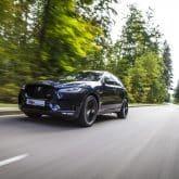 Jaguar F-Pace Tieferlegung