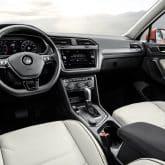 2018 Volkswagen Tiguan Allspace Innenraum