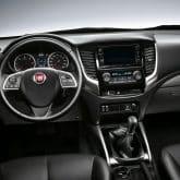 Fiat Fullback Pickup Innenraum