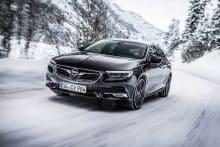 Opel Insignia 4x4 Allrad