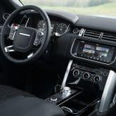 Range Rover SV Autobiography Dynamic Innenraum