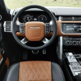 Range Rover SV Autobiography Dynamic Innenraum