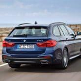 BMW 5er Touring Kombi 2017 Allrad