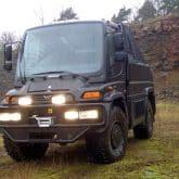 Hartmann Unimog 400 Jagdwagen
