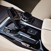 Innenraum BMW 5er Touring Kombi 2017 Allrad
