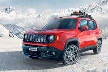 Jeep Renegade Nitro Sondermodell
