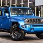 Jeep Wrangler Tuning