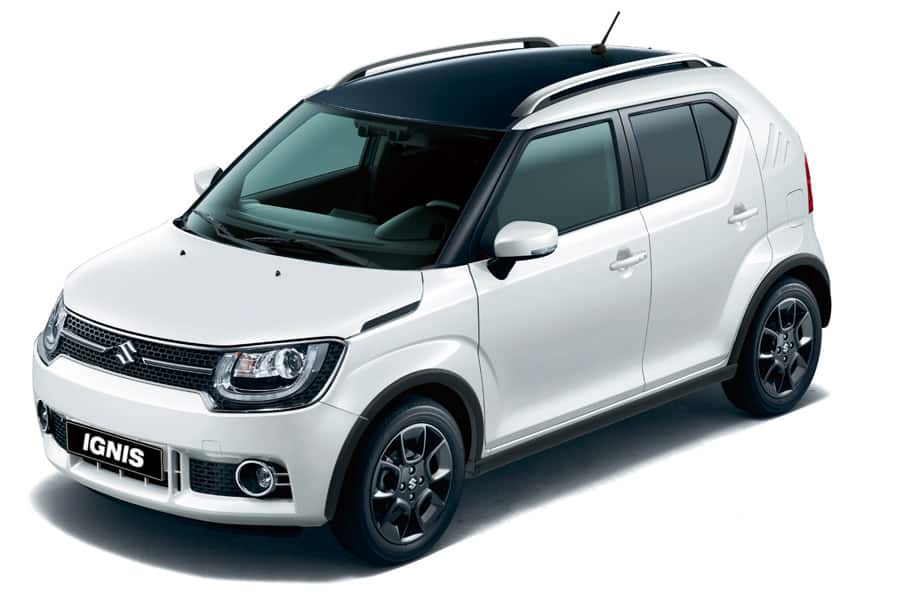 allrad micro suv suzuki ignis 4x4news home. Black Bedroom Furniture Sets. Home Design Ideas