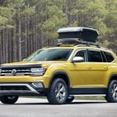 VW SUV Atlas