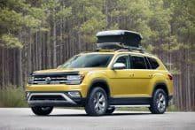 VW SUV Atlas
