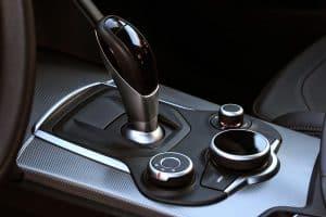 Alfa Romeo Stelvio SUV Innenraum