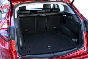 Alfa Romeo Stelvio SUV Kofferraum