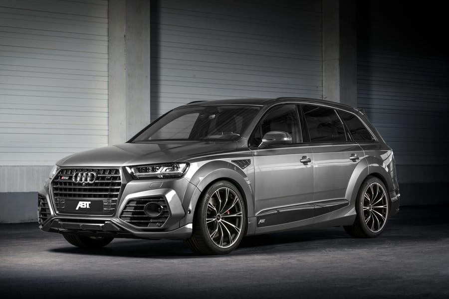 Breitbau Kit Audi Sq7 Tuning 4x4news Home