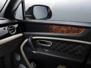Bentley Bentayga Mulliner Innenraum