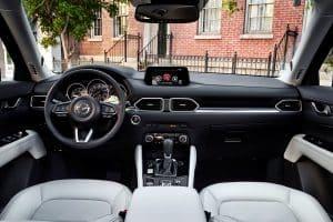 Mazda CX-5 2017 Innenraum