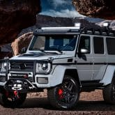 Mercedes G-Klasse Umbau Adventure Tuning