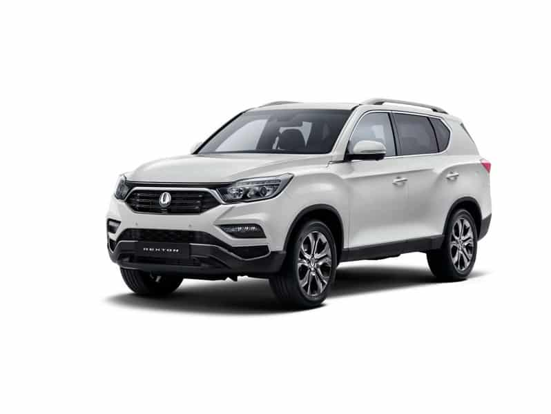 Ssangyong Rexton SUV 2017