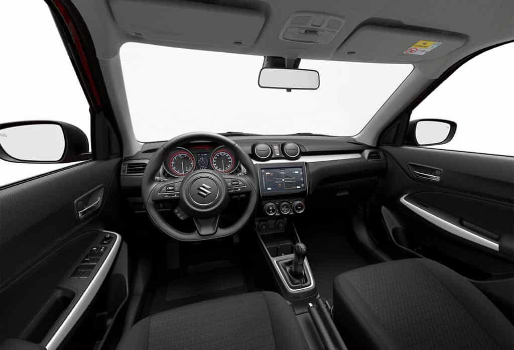 Allradautos Suzuki Swift 2017