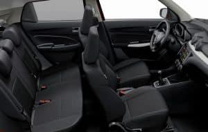 Suzuki Swift Innenraum