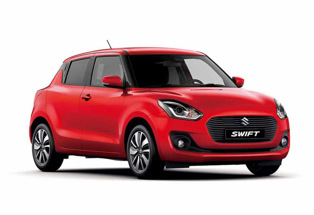 Suzuki Swift 2017