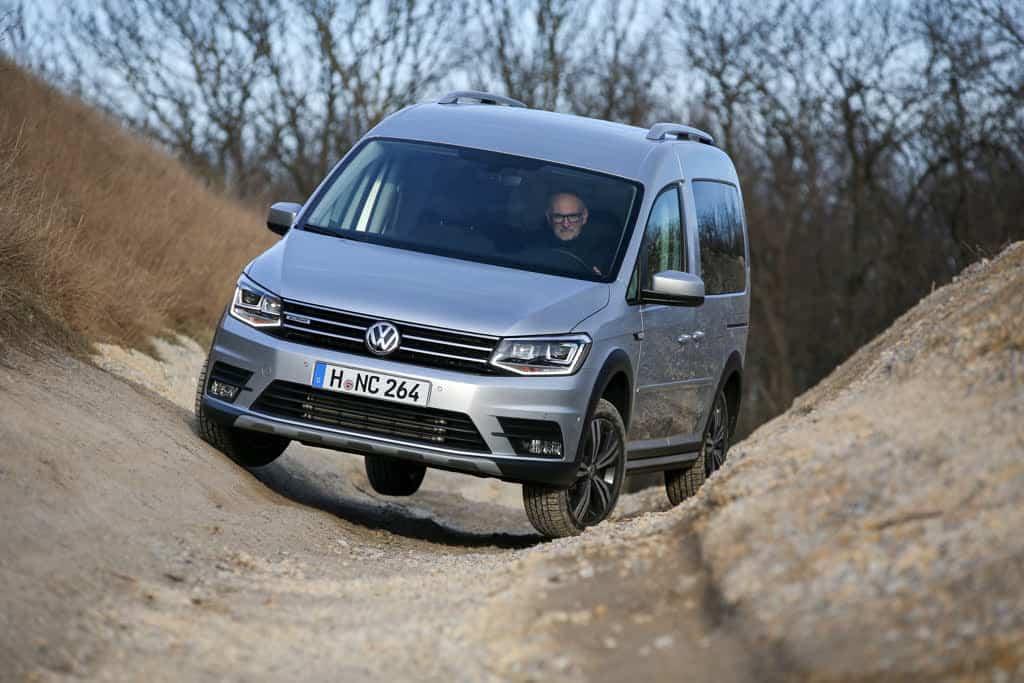 Volkswagen Caddy Alltrak