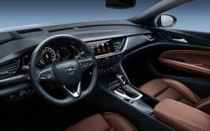 Innenraum Opel Insignia Country Tourer