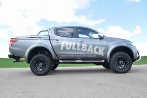 Fiat Fullback Off Road Umbau
