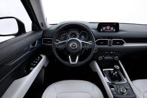 Mazda CX-5 SUV Innenraum