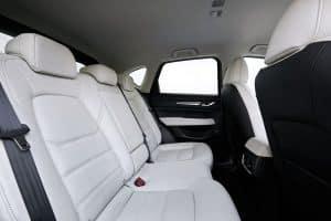 Mazda CX-5 SUV Innenraum Rücksitz