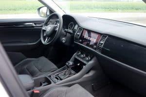Skoda Kodiaq 4x4 2.0 TSI Style Innenraum
