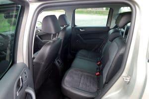 Skoda Yeti Outdoor 4x4 Style 2.0 TDI Innenraum
