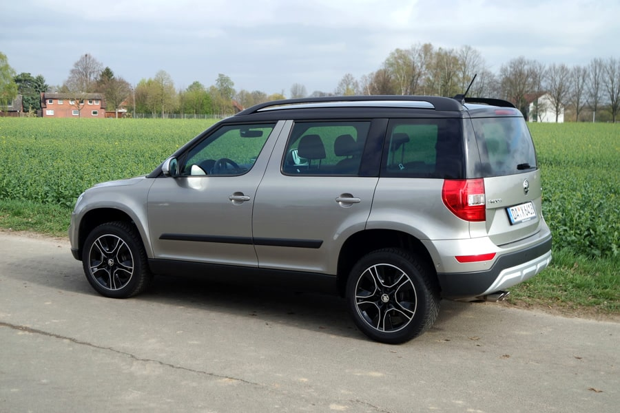test skoda yeti outdoor 4x4 2 0 tdi style 4x4news home. Black Bedroom Furniture Sets. Home Design Ideas
