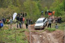 VW Amarok im Gelände