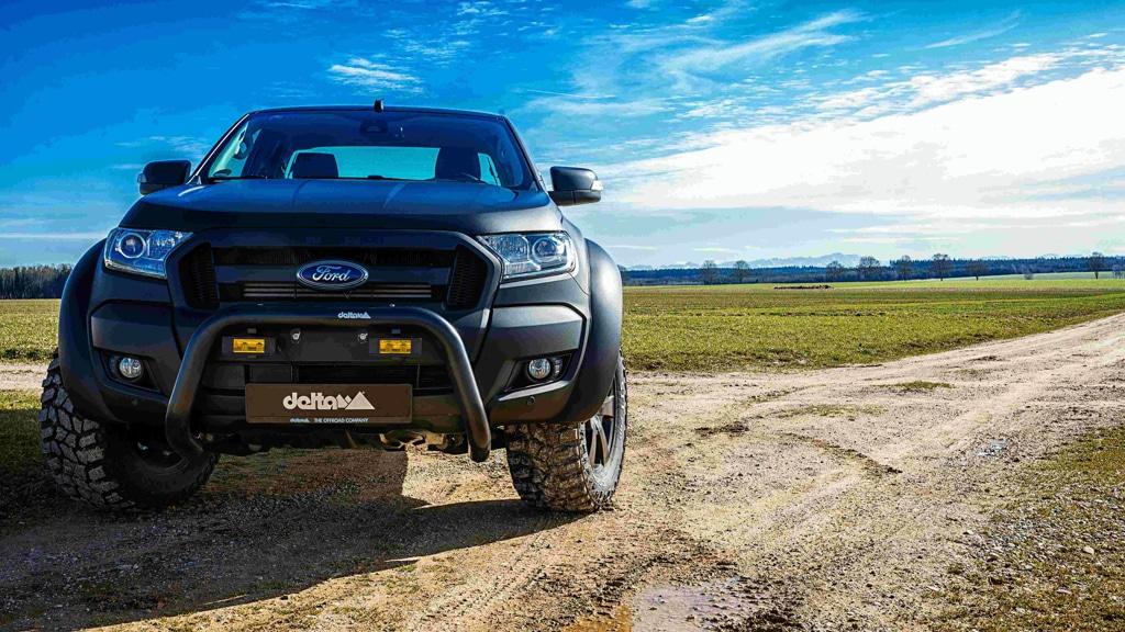 Ford Ranger Umbau
