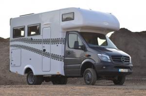Robel K 630 HLB Allrad Reisemobil
