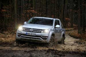 VW Amarok V6 4Motion Pickup