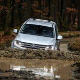 VW Amarok V6 4Motion Pickup