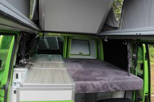 VW Bus Reisemobil Umbau