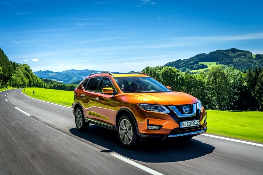 Nissan X-Trail Modelljahr 2018