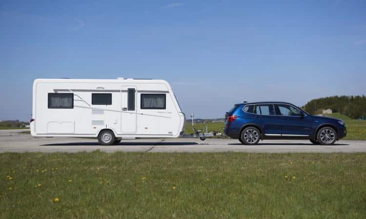 SUV Zugfahrzeuge BMW X3