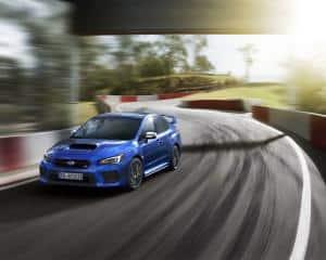 Allradauto Subaru WRX STI