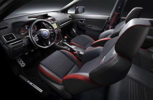 Innenraum Subaru WRX STI