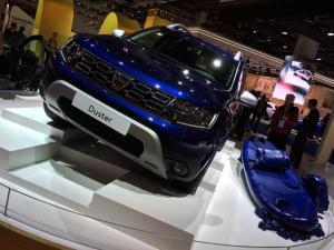 Dacia Duster 2 IAA 2017