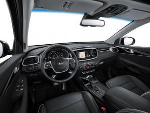KIA Sorento 2018 Facelift Innenraum
