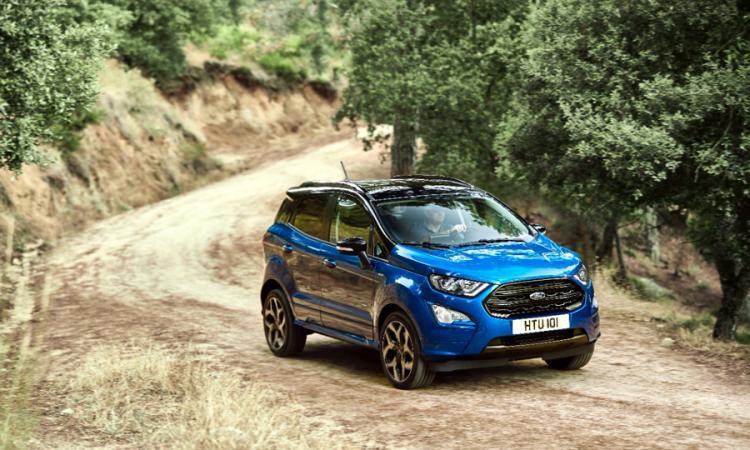 Neuer Ford Eco Sport