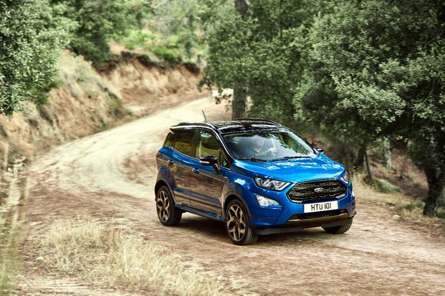 Neuer Ford Eco Sport